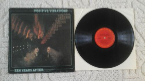 TEN YEARS AFTER POSITIVE VIBRATIONS ALBUM / RECORD