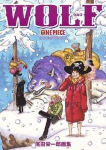 ONE-PIECE-Oda-Eiichiro-Art-Book-COLOR-WALK-8-WOLF-Vol-8-Eiichiro-Oda-Art