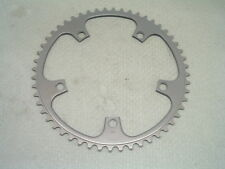Mavic Grey NEW / NOS 52T Chainring Vintage- Fits Campagnolo -5/6/7/8/9-Spd
