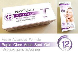 Best New Spot Cream Gel F Cystic Acne Pimple Clear Skin Face Care Treatment 5ml 8858761802485 Ebay