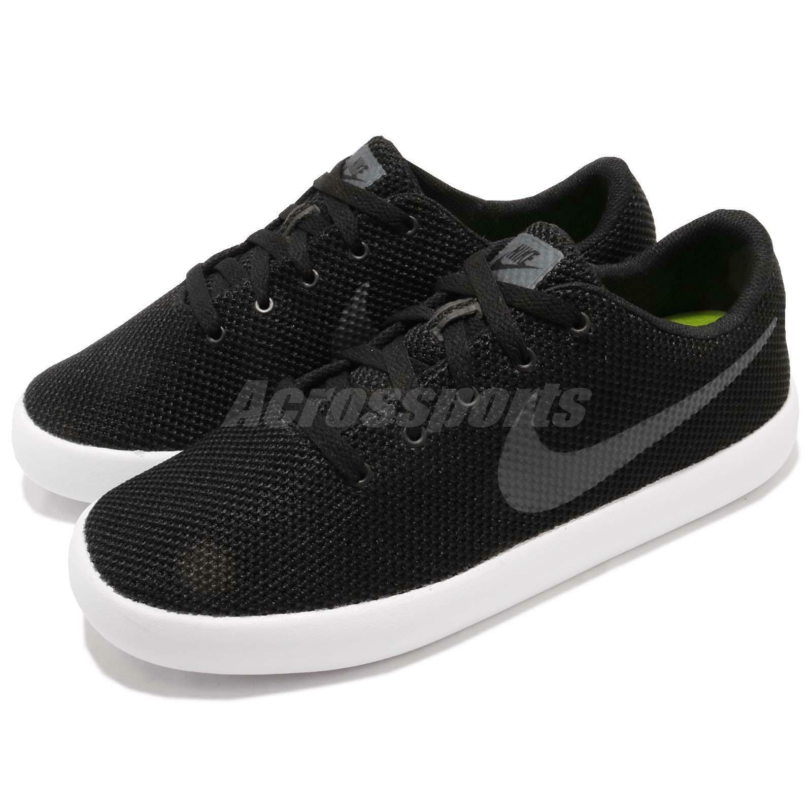 Nike Essentialist Black Grey White Mens Casual shoes Sneakers 819810-001