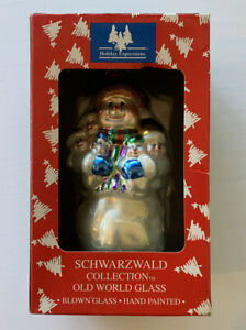 Schwarzwald-Old-World-Glass-Collection-Glass-Blown-Ornament-Hand-Painted
