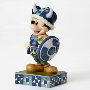 Sculptures Disney Traditions - Bienvenue à la figurine Enesco Jim Shore de la Norvège