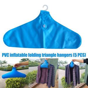 UPP Kleiderbügel BIG aufblasbar Reisebügel Softbügel Luftbügel Pullover Hemden