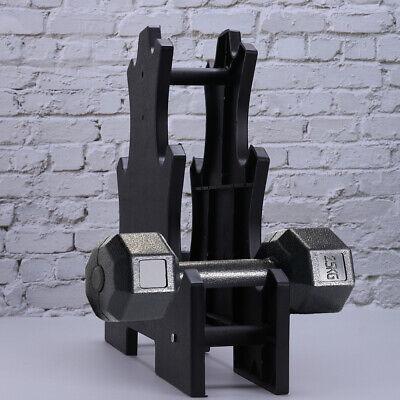 Hantelablage Hantelst/änder 200kg Belastbarkeit Kurzhantel RackKurzhantelst/änder A-Frame Hantel Rack Heavy Duty 5 Tier Weight Rack Stand f/ür Home Gym
