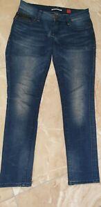 fashion styles new authentic fresh styles Details zu s.Oliver Jeans Damen Hose Gr.36 Länge 30 blau