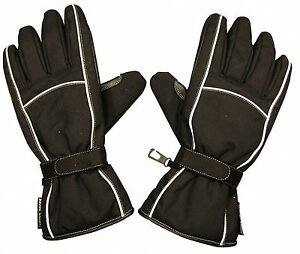 BIKE-IT-MOTORCYCLE-WINTER-GLOVES-Extra-Small-MOTORBIKE-WINTER-THERMAL-GLOVES-XS