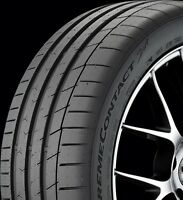 Continental Extremecontact Sport 245/35-20 Xl Tire (single)