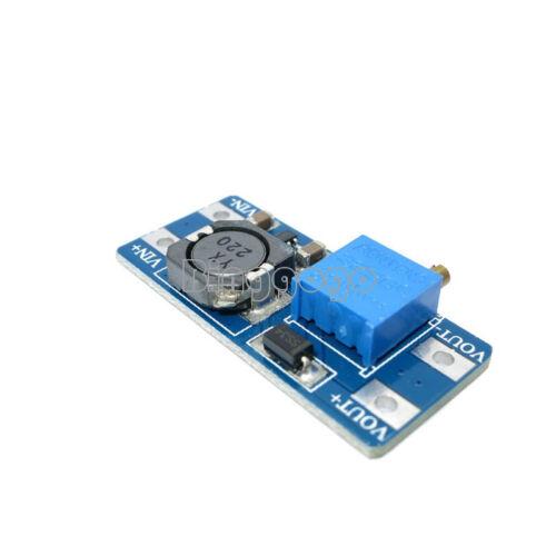 2x MT3608 Netzteil Spannungsregler 2V-24V 2A DC-DC Step Up Power Supply Module
