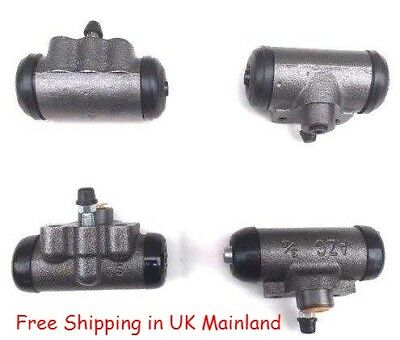 A1484//A6110 Jeep MB//GPW 1941-1946 Front /& Rear Wheel Cylinders X 4