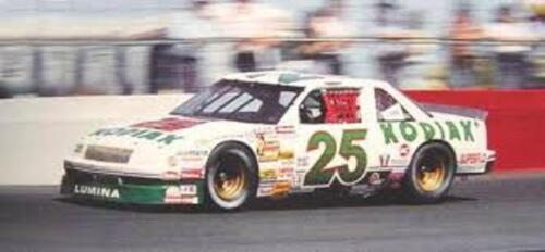 #25 Kenny Schrader KODIAK Lumina 1991 1//43rd Scale Slot Car Decals