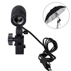 US-EU-Plug-E27-Socket-Studio-Photography-Props-Light-Connectors-Lamp-Holders