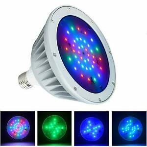 120v 40w Led Color Change Replace Swimming Pool Light