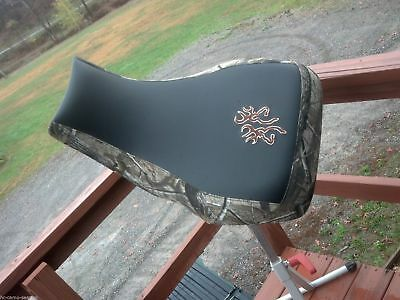 Yamaha Grizzly Seat Cover 500 550 700 Camo And Blk Logo