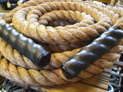 40mm and 36mm BATTLING ROPES IN MANILA FOR FITNESS TRAINING and BOOTCAMP