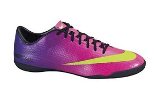 5f7aba10b Nike Mercurial Victory IV IC Indoor Soccer SHOES 2013 Purple Pink ...