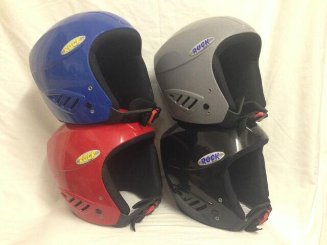 Rock Ski Helmet Ex-Rental Good Condition sizes 52cm, 54cm and 56cm available