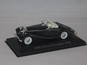 MERCEDES-Benz-540-K-Special-roadster-de-1936-echelle-1-43-Voitures-de-legende