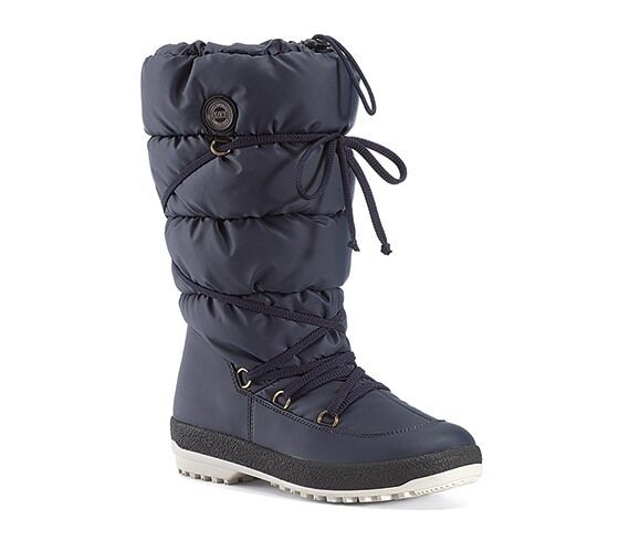 OLANG ECLIPSE TEX APRÈS SKI BOOTS WOMAN BOOT PU EFFECT BOMBER WITH COTTON WOOL