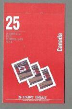 CANADA 1994 Booklet - FLAG Over (Ashton Potter) - 25 x 43c.  Complete - MNH