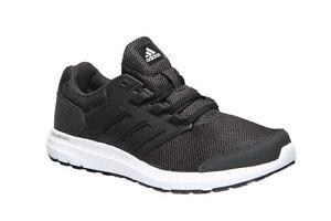 adidas cloudfoam galaxy 4 w le donne nere di scarpe da corsa, by2846 ebay