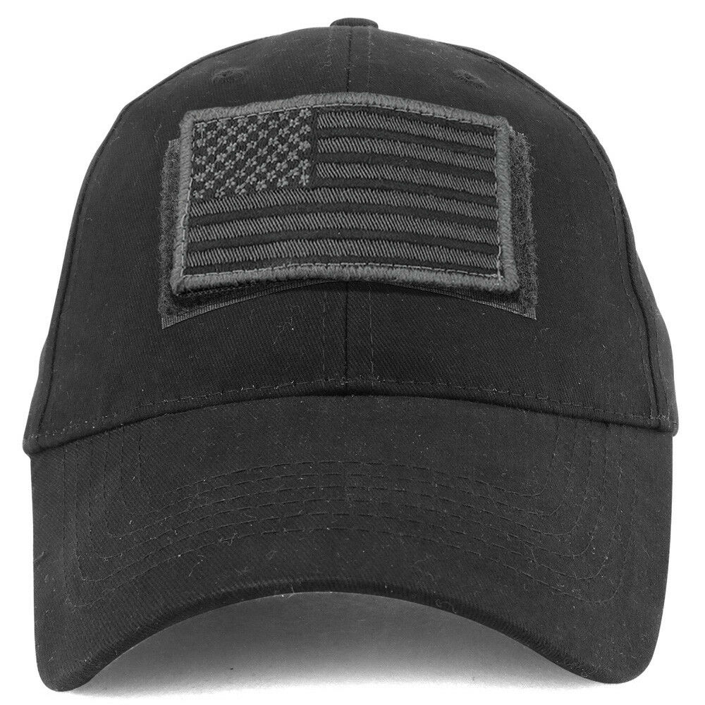 USA Grey Flag Tactical Patch Cotton Adjustable Baseball Cap Cap Cap - FREE SHIPPING 0bd8fc