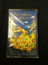 BANCO POPULAR DE PR CON LA MUSICA POR DENTRO/100 AÑOS HISTORIA /Cassette /SEALED