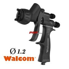 Genesi Carbon Light Hte Clear Professional Spray Gun With Manometer 12 Mm