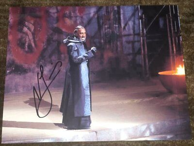 Entertainment Memorabilia Autographs-original 2019 Fashion Norm Lewis Signed Autograph Jesus Christ Superstar 8x10 Photo H W/exact Proof To Have Both The Quality Of Tenacity And Hardness
