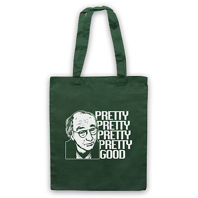 Clever Curb Your Enthusiasm Larry David Pretty Good Comedy Tv Tote Bag Life Shopper