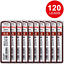2B rOtring Tikky Mechanical Pencil Lead Refills 10 Count 0.5mm 120 leads