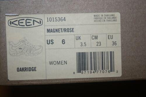 New In Box KEEN Women/'s Oakridge Waterproof Hiking Shoes 1015364 SHIP FREE US
