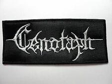 CENOTAPH  EMBROIDERED PATCH
