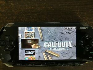 Sony PSP 1004 + 30 jeux