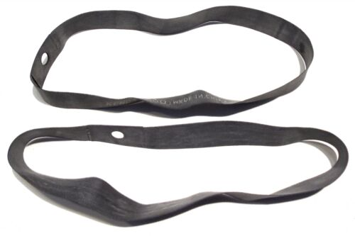 "Kenda 12/"" x 20mm Rubber Bicycle Rim Strips 1 Pair"