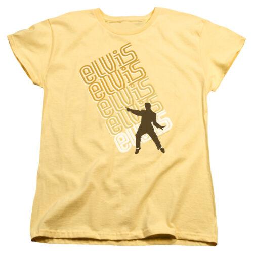Elvis Presley POINTING Licensed Women/'s T-Shirt All Sizes
