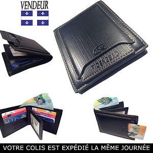 grand choix de 742f4 ff2fa Details about PIDENGBOA Pratique Portefeuille Pour Homme Beaucoup D'espace  Pour Les Cartes
