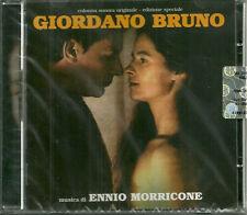 OOP - NEW CD -  GIORDANO BRUNO - Ennio Morricone - GDM - Import LImited 500