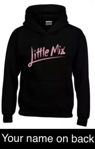 Little mix hoodies t shirts little mix personalised hoodie