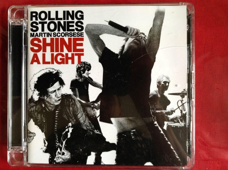 Rolling Stones: Shine a light, rock