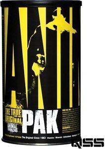 Universal-Animal-Pak-44-confezioni-pre-allenamento-Vitamine-Minerali-Integratori