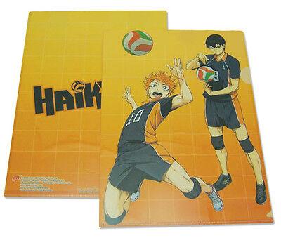 Team File Folder GE Animation GE26353 Haikyu!!