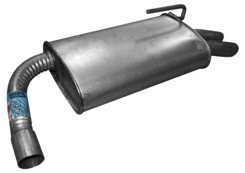 Exhaust Muffler Assembly-Quiet-Flow SS Muffler Assembly fits 02-06 Nissan Altima