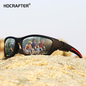 d2aba50d43d Men's Sport Polarized Sunglasses Ourdoor Driving Riding Fishing ...