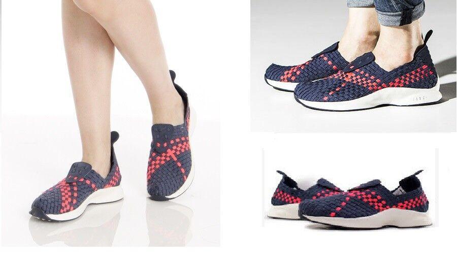 Nike Air tejida para mujer trueno (302350 401) azul trueno mujer 26dfce