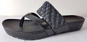 Timberland-Estela-Braid-Womens-Leather-Flip-Flops-Sandals-11678-UK-Size-3-5