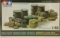 1/48 Scale Model Kit.ww2 German Jerry Can And Accessories Set