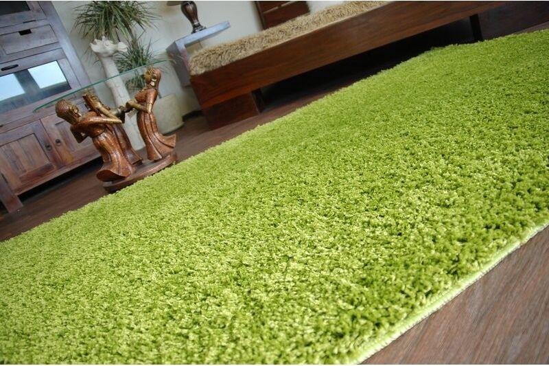 Cheap doux tapis shaggy 5cm vert haute nombreux qualité de nice touch tapis de nombreux haute taille 4a45b6