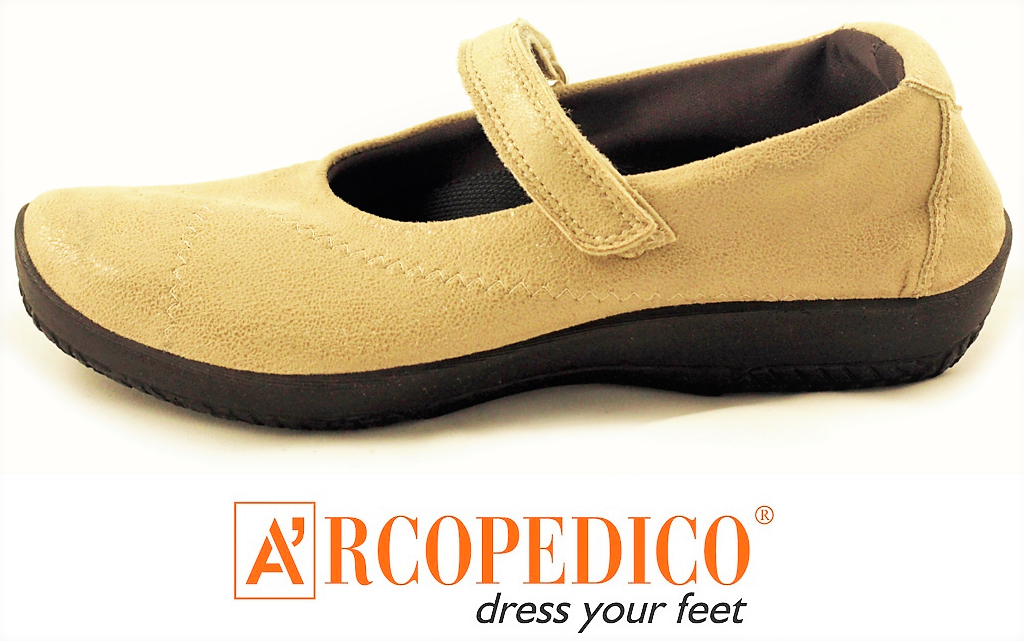Arcopedico shoes Portugal - L25 comfort low wedge shoes