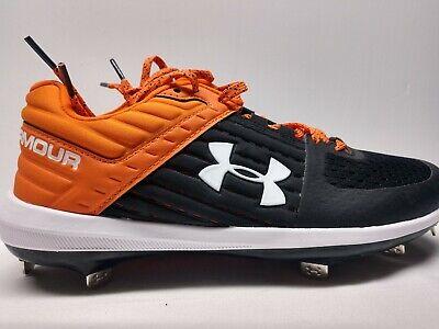 Black,Orange Size 8.5